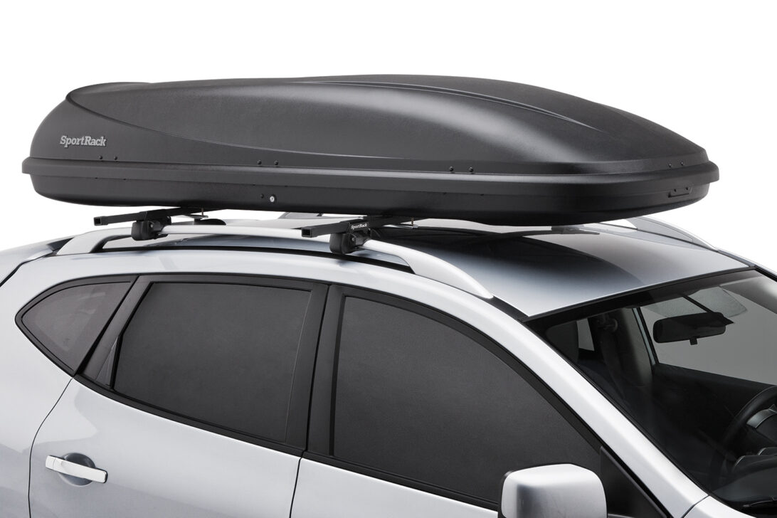 Get the rooftop cargo box for SUV