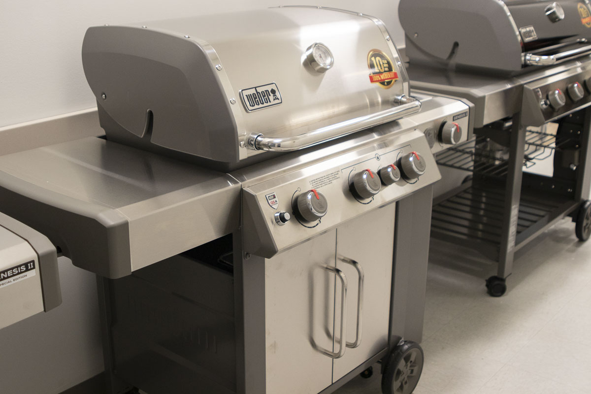 The Evolution of Gas Grill