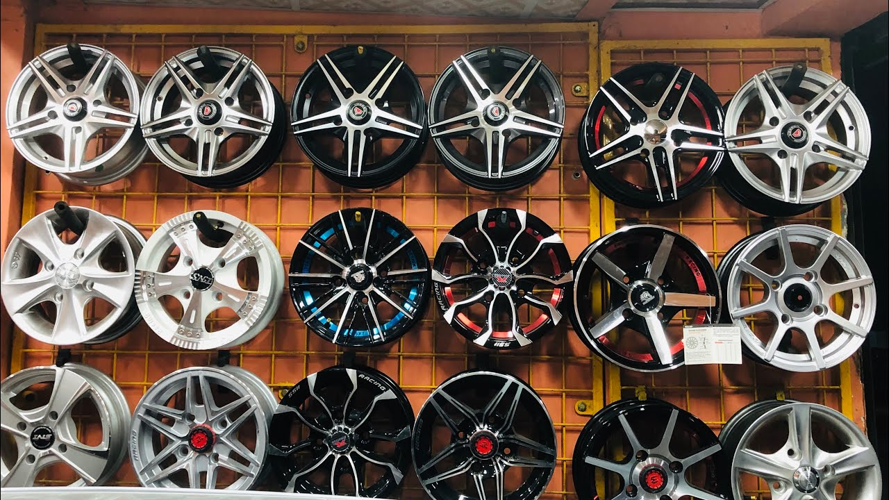 What is so special in F1r Wheels?