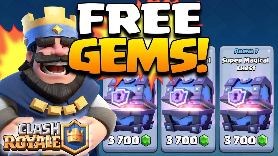 Just How to Break Out Gems In Clash Royale
